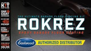 How To Apply ROKREZ Floor Coatings - Chemical & Abrasion Resistant Garage & Shop Floor Coatings