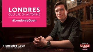 Découvrez la saison culturelle de Londres avec David Mildon
