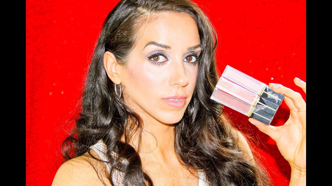 321 shine reviews - Circa Lustrous Shine Lip Polish Review Lip Swatches