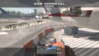 L7 Oblong: SB Scarce Challenge Response #12 (MW2 and BO2) + Rejoined L7