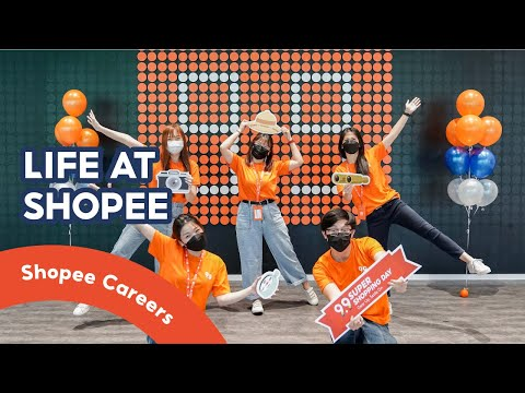 Welcome to Shopee HQ Office!