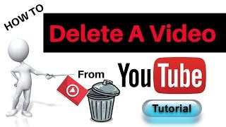 How to delete youtube videos 2018 - 2019