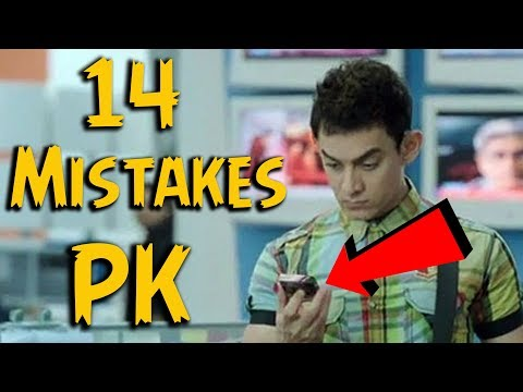14 Mistakes PK Movie