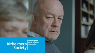 The full length version of our 2015 tv commercial. for first time ever, alzheimer's society is running an advertising campaign to make people more aware ...