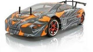 rc drift car hsp flying fish 1