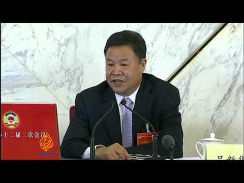 Separatists accused of China stabbing spree