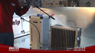 Elektrostatik Filtreli Hava Temizleme Santrali Tanıtım Filmi / Alperen Mühendislik Video