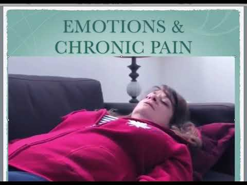 Emotions & Chronic Pain
