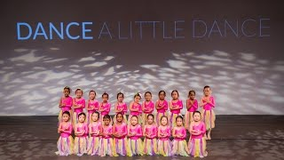 Dance A Little Dance by Primary Ballet @ DancePot 2nd Concert 2016 in DPAC