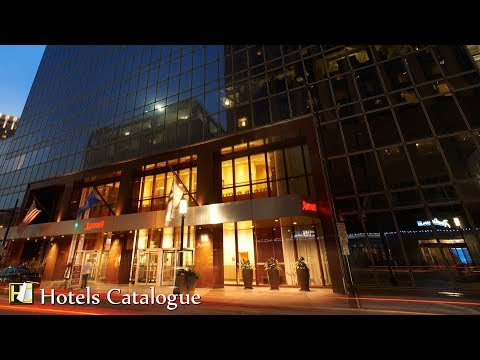 Minneapolis Marriott City Center - Luxury Hotels in Downtown Minneapolis