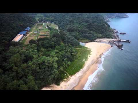 HKUST Campus Aerial Shot Video