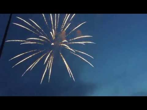 2016 Independence Day Fireworks - Sawmill Creek Park, Glen Burnie, MD