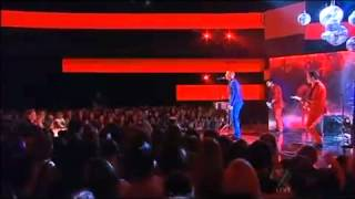 Nathaniel Willemse - Live Show 2 - The X Factor Australia 2012 - Top 11.