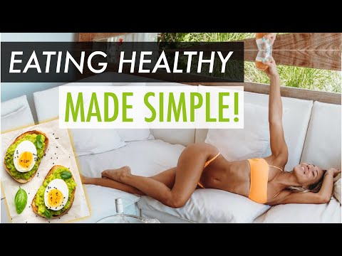 How to eat healthy 5 HACKS!