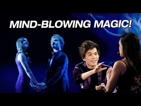 Best Of The Champions Magicians - America's Got Talent: The Champions