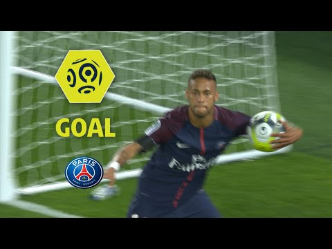 Goal NEYMAR JR (31') / Paris Saint-Germain - Toulouse FC (6-2) / 2017-18