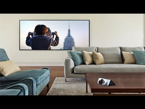 Samsung 4K SmartTV Review!