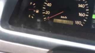 Toyota Cresta 1uz-fe short review