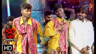 Somesh Performance | Dhee Champions | 2nd October 2019    | ETV Telugu