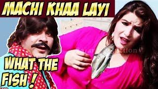MAIN MACHI KHAA LAYI | AWESAMO SPEAKS