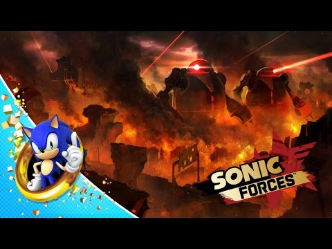 Sonic Forces - Main Theme
