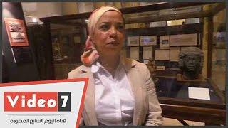 رئيس قطاع المتاحف: نجاح تجربة فتح المتحف المصرى ليلا.. سنجعلها اسبوعيا