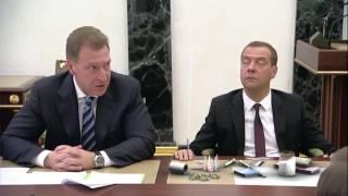 Прикол с Медведевым