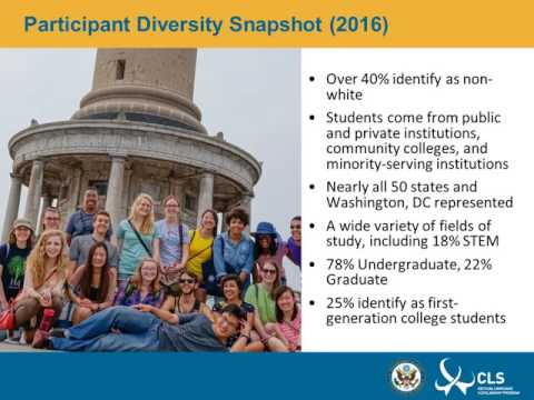 Webinar: Minority-Serving Institutions and Groups Underrepresented in Study Abroad