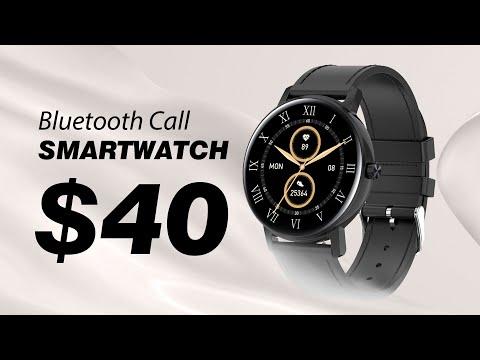 $40 Smartwatch That Can Make Phone Calls? Coupon Code: CORNWBO5