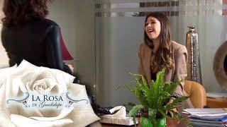 ¡Isabela y Ernesto se besan!   ¿Te sirvo un café?   La Rosa de Guadalupe
