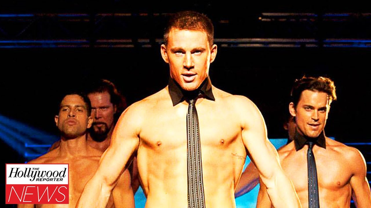 'Magic Mike' Dance Competition Show 'The Real Magic Mike' Coming HBO Max | THR News