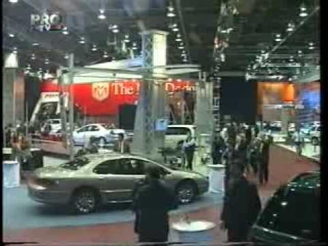1998 ProMotor: Detroit Auto Show