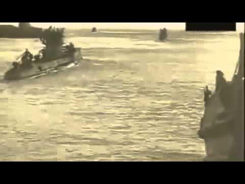 Hollow Earth: Admiral Richard E.  Byrd rare film interview