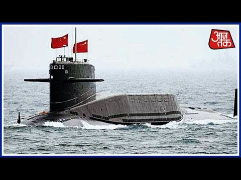 Halla Bol: Amid Sikkim Standoff China's Submarine Prowls Indian Ocean