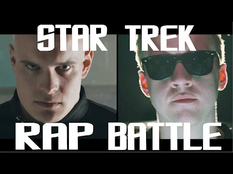 Star Trek Rap Battle - Picard vs Kirk