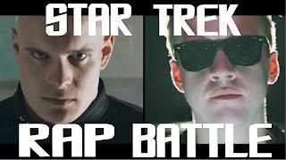 Star Trek Rap Battle - Picard vs Kirk