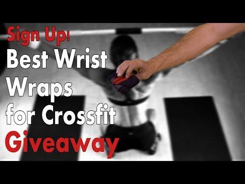 Best wrist wraps for crossfit Giveaway! WinWristWraps.info