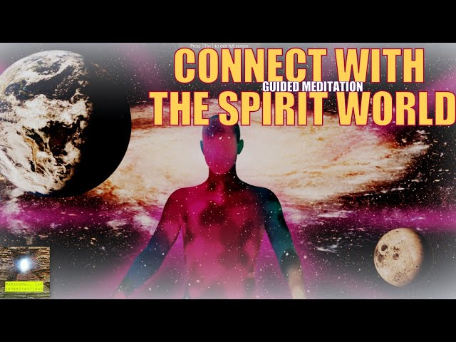 soul energy alignment guided meditation for self love deep healing and awakening with Richard Oliver