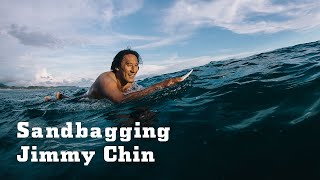 YETI Presents: Sandbagging Jimmy Chin