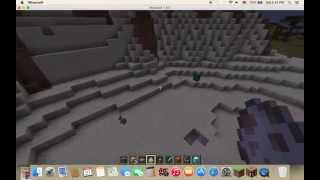 Minecraft | How to Spawn Killer Bunny Mob and Baby Killer Bunny