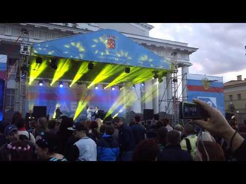 День России 2015