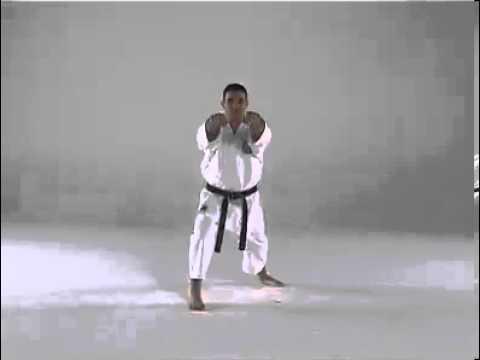 3rd Kata - Saifa