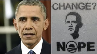 Obama Ends Sad Legacy By Giving Bernie Sanders
