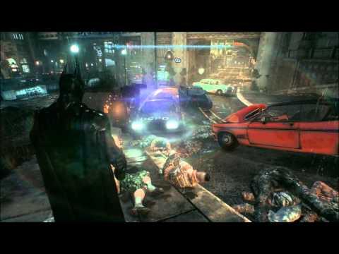 Gotham City Police Department Turning On Batman