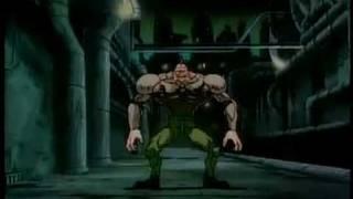 Battle Angel Alita - Alitas (Gallys) First Fight Gunnm OVA