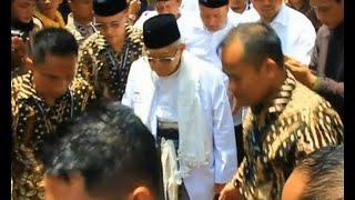 Download Video Ma'ruf Amin Safari ke Ponpes Babakan, Cirebon MP3 3GP MP4