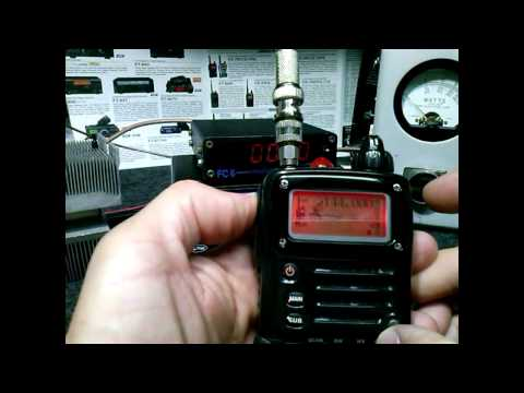YAESU VX 7R VHF UHF Transceiver Triple band Handheld radio unlock freeband ht
