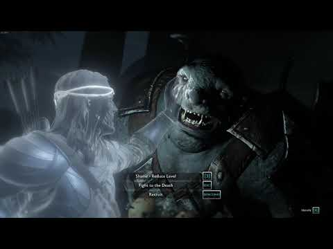 I Love This Game : Shadow Of War