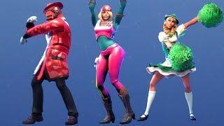 Fortnite All Dances Season 1-7 Updated to Daydream