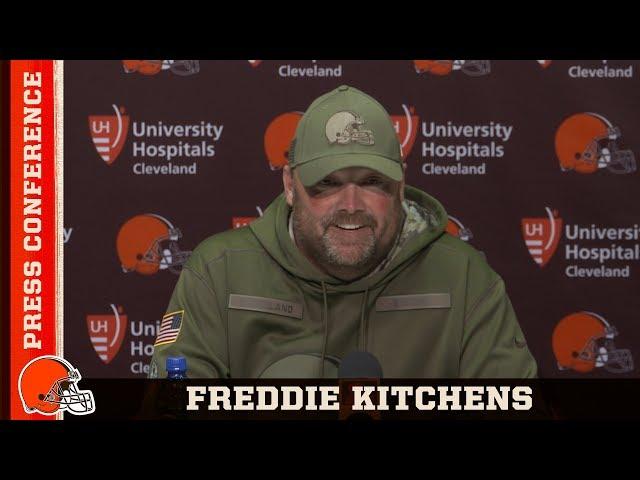 freddie kitchens